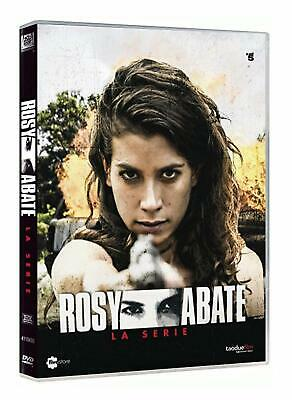 Serie Tv - Rosy Abate - Stagione 01 - 3 Dvd