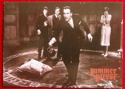 HAMMER HORROR - Series 2 - Card #104 - The Devil Rides Out - Cornerstone 1996