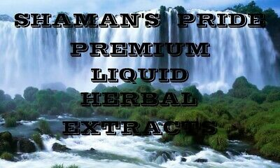 SHAMAN'S PRIDE 10x/15x KLIP DAGGA LIQUID EXTRACT ~1,2 & 4 FL OZ DROPPER BOTTLE