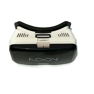 NOON VR - Virtual Reality Headset NVRG-01 with Code ( White Color)