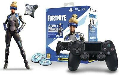 Sony Dualshock 4 Wireless Controller v2 Fortnite Neo Versa