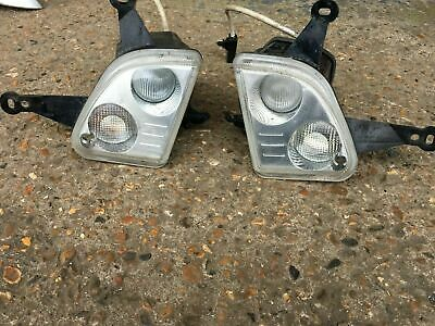 Smart 452 Roadster/Coupe Front Indicator Units With Fog Lights