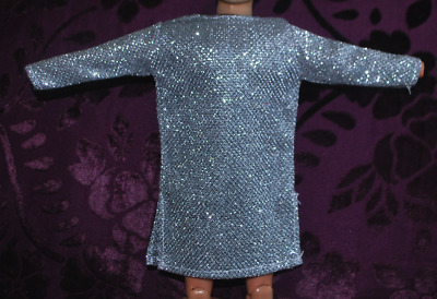 """Chainmail Tunic for 1//6 scale 12/"""" Action Figure Man,Medieval Knight Ignite"""