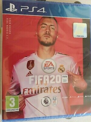 FIFA 20 (PS4) Game, BRAND NEW, SEALED