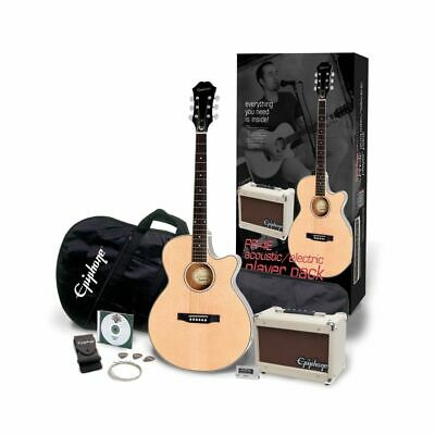 Epiphone PR-4E Acoustic Electric Player Pack