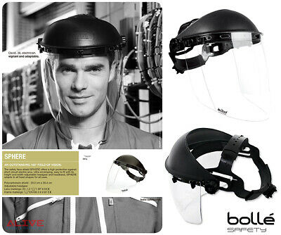Bolle Safety Face shield SPHERE