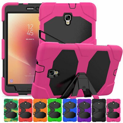 For Samsung Galaxy Tab A 8.0 Tablet SM-T380 Military with Protector Case Cover