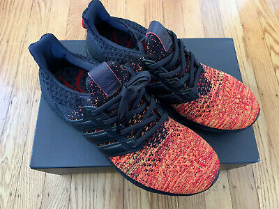 "NEW Game Of Thrones x Adidas Ultra Boost ""Targaryen Dragons"" - Size: 9"