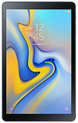 Samsung Galaxy Tab A SM-T597 32GB, Wi-Fi + Cellular Sprint Unlock, 10.5in - Blue