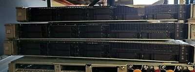 HP Proliant DL360 Gen9 G9 1U Rackmount Server 755258-B21