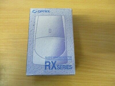 Optex Passive Infrared Detector RX Series