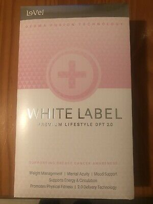 Le-vel Thrive DFT White Label Patch Energy Booster 2.0