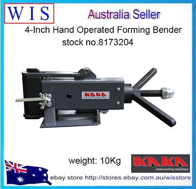 4-Inch Hand Operated Steel Bending Brake,Sheet Metal Forming Bender-8173204