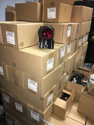 2 X Honeywell Ms7120 Orbit Barcode Scanners Rs232 Dated 2010-2014