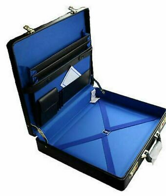 Masonic WM /Grand Size Apron Hard Case/ Briefcase Imitation leather