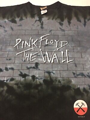 Pink Floyd Medium T-Shirt Album Covers Guitar Rock Band Drums Music The Wall