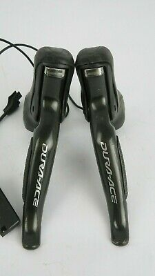 SHIMANO COPRILEVE BRACKET COVERS PAIR DURA ACE ST7800 ST7801 ST7803 10 speed