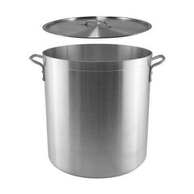 Winco  - SST-40 - 40 qt Stainless Steel Stock Pot