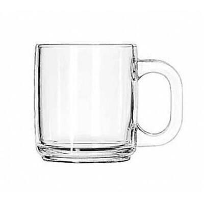 Libbey Glassware - 5201 - 10 oz Glass Coffee Mug