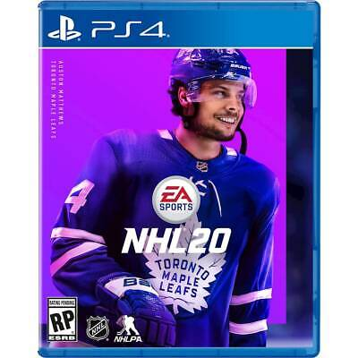 NHL 20 Standard Edition - PlayStation 4