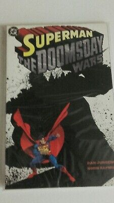 DC SUPERMAN THE DOOMSDAY WARS 1, 2, 3 COMPLETO ANNO 1998  come nuovo