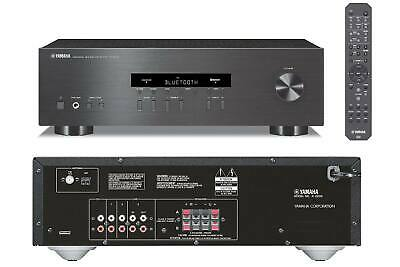Yamaha R-S202BL 140W Stereo Receiver -  Black