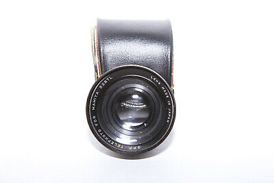 G.P.P. Telephoto For Mamiya 528TL Lens - Clean Glass