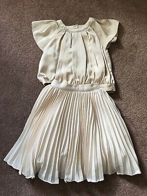 Girls Monsoon Skirt And Top Age 4 Years