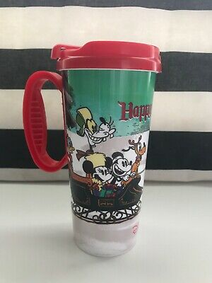 Disney Parks Christmas Holiday 2019 Rapidfill TRAVEL RESORT MUG CUP NEW