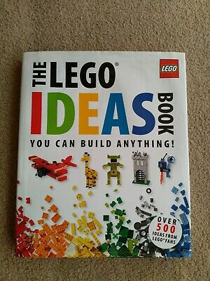 The Lego Ideas Book, Daniel Lipkowitz,in dust cover, very good condition