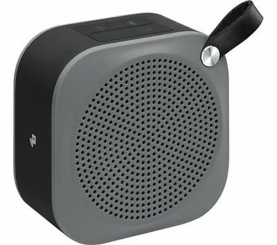 BNIB - JVC SP-AD50 Portable Wireless Speaker in Black and Grey