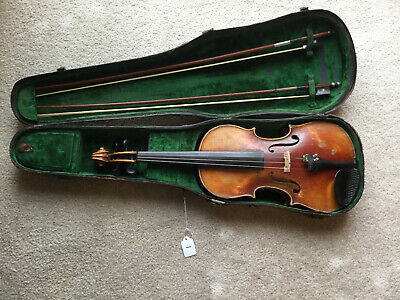 Old Full Size 4/4 Violin