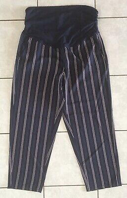 Target Collection Striped Maternity Pants - Size 14 - Excellent Condition