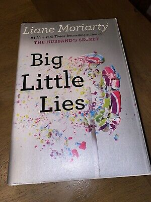 Big Little Lies by Liane Moriarty Hardcover 2014 1st edition 1st printing