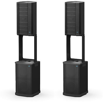Bose F1 Model 812 Flexible Array Dual System Loudspeaker and Subwoofer F1-Sub