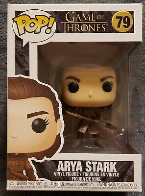 Funko Pop! Game of Thrones Arya Stark # 79