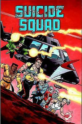 Suicide Squad Volume 1: Trial by Fire TP by John Ostrander (Paperback, 2015)