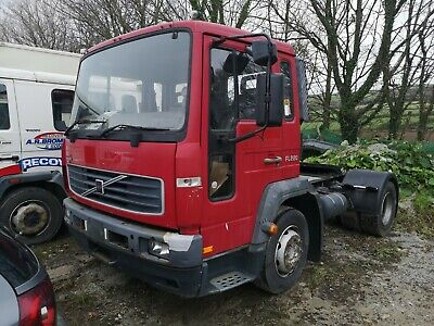 Volvo Fl6 Urban Tractor Unit, manual gears, ideal export
