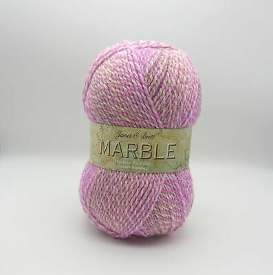 Sale Last Few Only £2.20 Sale James C Brett MARBLE Yarn 100g Knitting Wool