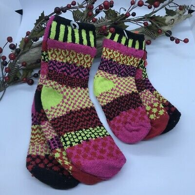 Kids Socks Girls or Boys - a Pair with a Spare - Solmate Socks - SALE..!