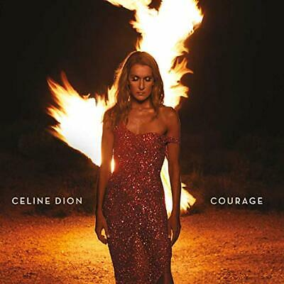 Celine Dion, Courage [New CD, 2019] + Free Shipping  BRAND NEW!!!