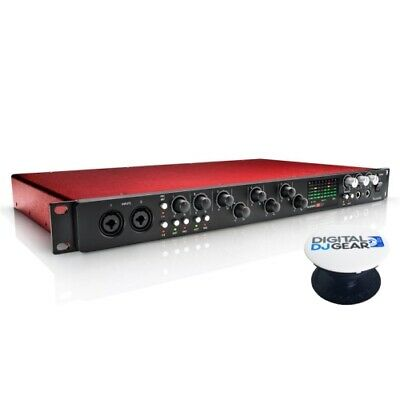 Focusrite Scarlett 18i20 (2nd Gen) w/Software B3 Refurbished W/Free Pop