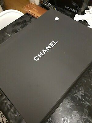 Chanel Empty Magnetic  Box size38x28.5x16
