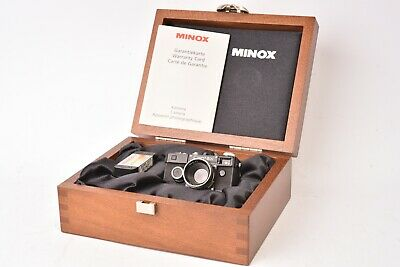 Camera Miniature Minox Contax Type 1 with Box Original