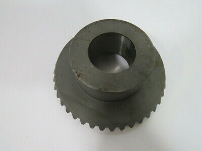 "Martin BS840-2 Bevel Gear 1""ID 3""Hub Dia. 1-27/32"" W 40T 8DP  USED"
