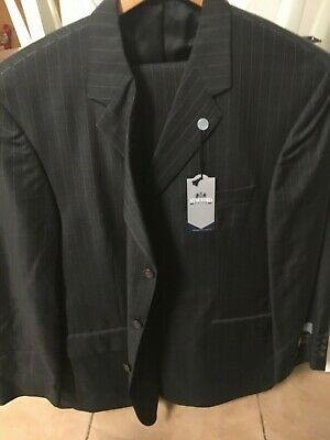 Stafford Men's Suit New Size 44 Short