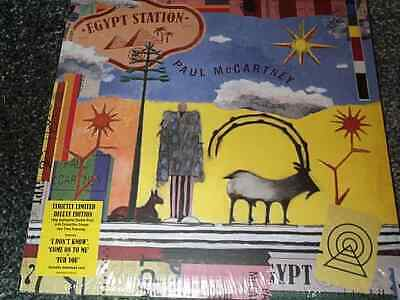 Paul McCartney 2 x Vinyl LP Egypt Station H/Weight 180g Deluxe Edition *NEW*