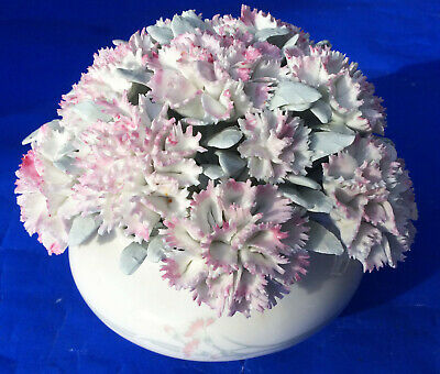 Royal Doulton Carnation tableware H5084 Original box Flowers Nearest to Nature