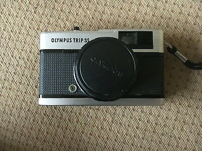 Olympus Trip 35 35mm Film Camera Excellent Used Condition