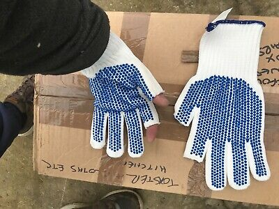 Joblot 1500 pairs of Assortment of work gloves from scaffolding to Gardening
